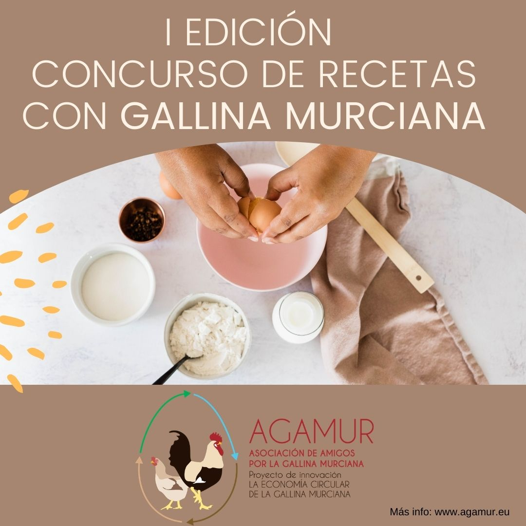 I EDICIÓN CONCURSO DE RECETAS CON GALLINA MURCIANA
